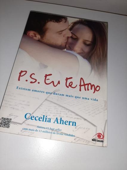 Livro Ps Eu Te Amo