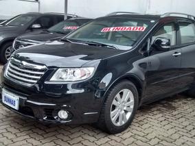Subaru Tribeca 3.6 Limited Awd 270 Cv Blindada 2011 Preta