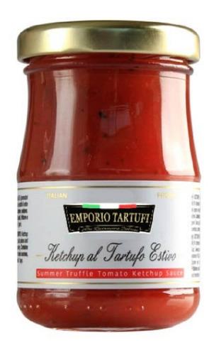 Imagem 1 de 2 de Ketchup Trufado Empório Tartufi 100g