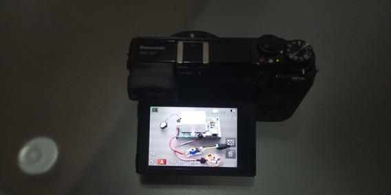 Panasonic Lumix Gx7 - Ñ Sony, Ñ Fujifilm, Ñ Canon. Ñ Nikon