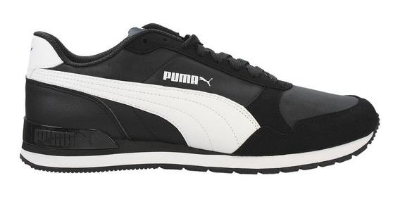 Tênis Masculino Puma Runner V2 36527801 + Brinde Lojas Radan