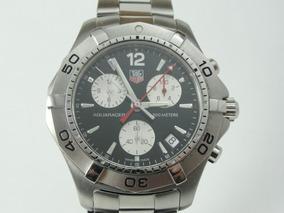 Relógio Tag Heuer Aquaracer Caf1110 - 300 Mts - Impecável