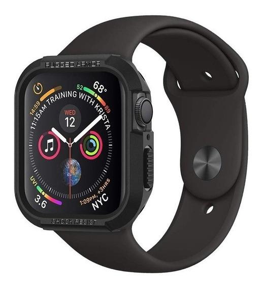 Case Funda Protector De Uso Rudo Para Apple Watch Serie 4 5