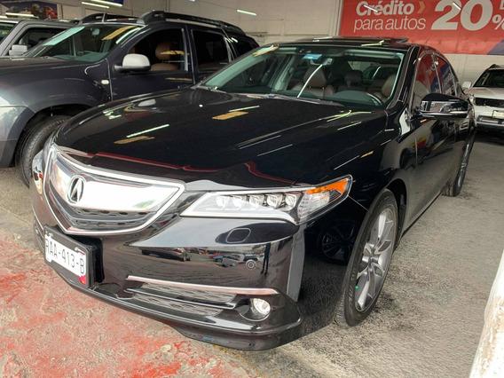 Acura Tlx Advance Aut Ac V6 2015