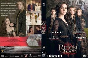 Reign As 4 Temporadas - Com Frete Grátis