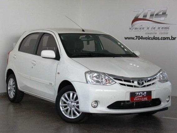 Toyota Etios Xls 1.5 16v Flex, Jkm4792