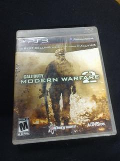 Cod Modern Warfare 2 Para Ps3