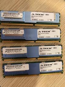 Mem P/servidor Hp 8gb 2rx4 Pc2-5300f-555-12j0
