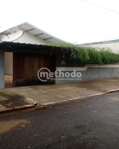 Casa Vendajardim América Campinas Sp - Ca00949 - 68211532