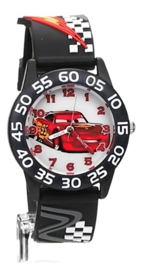 Reloj Analógico Para Niños De Cars