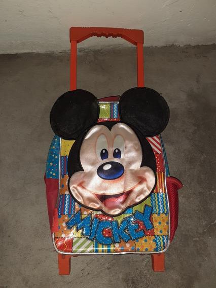 Mochila Mickey Mouse