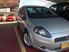 Fiat Punto 1.4 Attractive Flex 5p - 2012