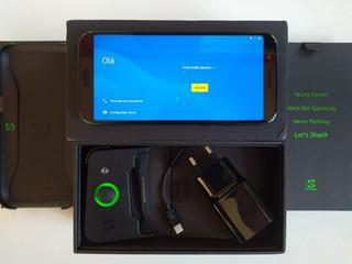 [ultima Unidade!] Smartphone Xiaomi Black Shark, 8gb, 128gb, Versao Global Pt-br, Pronta Entrega