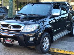 Toyota Hilux 3.0 I Srv Cab Doble 4x4 (2009) 2011