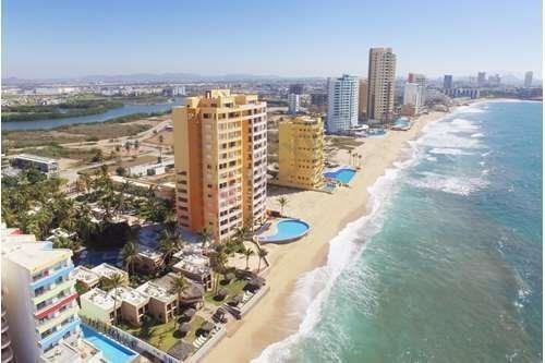 Lujoso Penthouse Frente A La Playa - Tower 360 Penthouse B