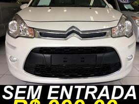 Citroën C3 1.5 Tendance Único Dono 2013 Branco