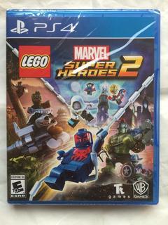 Lego Marvel Super Heroes 2 Ps4 Nuevo Envíos Chile
