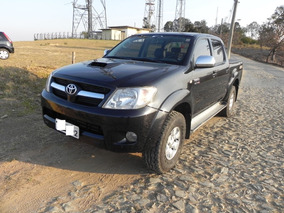 Toyota Hilux Cabine Dupla Srv Turbo Diesel 3.0 4x4 Completa
