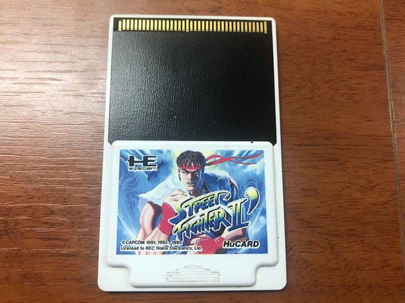 Street Fighter Ii 2 Pc Engine