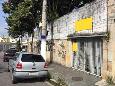 Terreno Residencial À Venda, Rudge Ramos, São Bernardo Do Campo - Te4317. - Te4317
