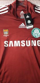 Camisa Goleiro Palmeiras 2009/10 Oficial Nova C/ Etiqueta