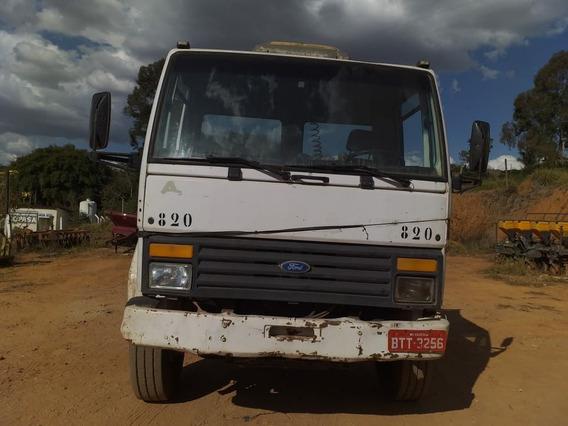 Ford Cargo Ford Cargo 2425