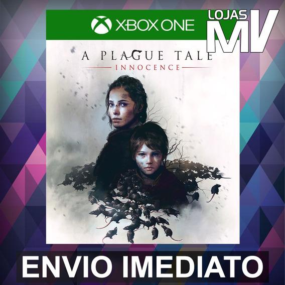A Plague Tale Innocence - Xbox One Código 25 Dígitos