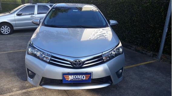 Toyota Corolla Gli 1.8 Flex Automático Com Todos Opic Do Xei