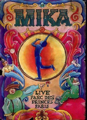 Mika - Live Parc Des Princes Paris