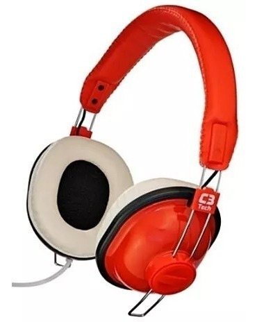 Fone Microfone Mi-2818rr Nessie C3 Tech