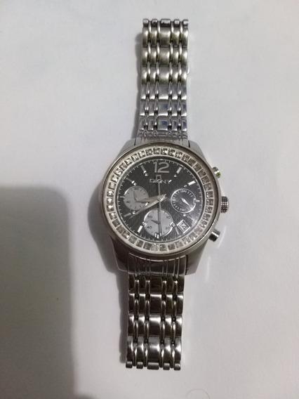 Reloj Original Dkny Ny-4359 Caballero Usado