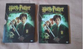 Dvd: Harry Potter E A Câmara Secreta - Box Dvd Duplo