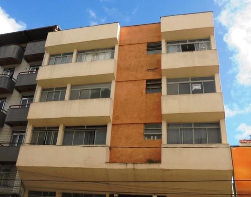 Imagem 1 de 12 de Apartamento 2 Quartos Com Sala Reversível-centro, Viçosa-mg - 4239
