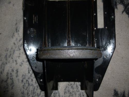 Imagen 1 de 9 de Plato De Turbina Original Xp 785 Modelo 1996 Bombardier.