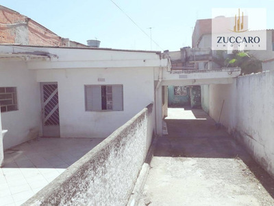 Terreno À Venda, 250 M² Por R$ 220.000 - Jardim Presidente Dutra - Guarulhos/sp - Te0781