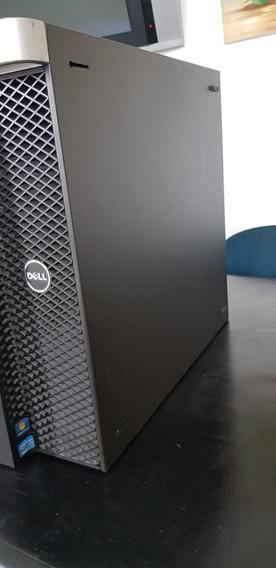 Workstation Dell Precision T3600 Xeon E5 8gb Quadro600