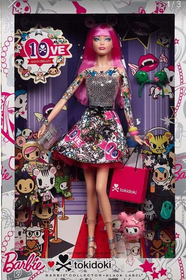 Barbie Collector Tokidoki