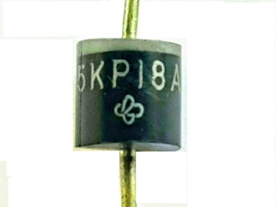 Diodo 5kp18a 5000w 5kw 18v -- (2 Unidades)