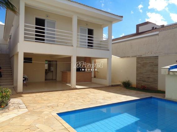 Casa Em Condominio - Terras De Piracicaba - Ref: 4731 - L-50387