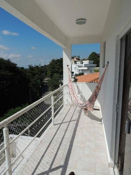 Casa Com 4 Dormitórios À Venda, 300 M² Por R$ 750.000,00 - Badu - Niterói/rj - Ca1086