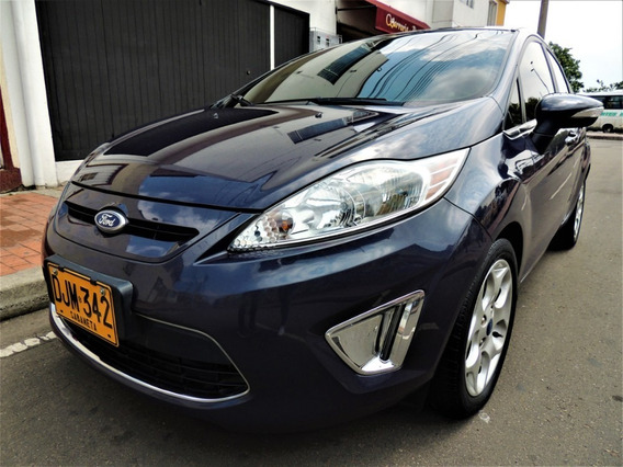 Ford Fiesta Ses 1.6cc Hb Aa Mt Abs 2ab Ct Fe