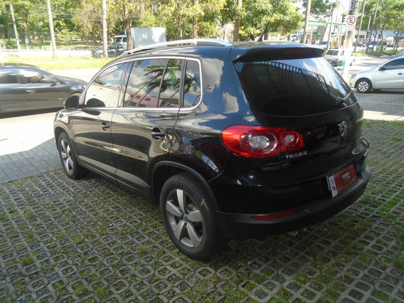Tiguan - 2010 Com Teto - Super Nova - Wilson Automoveis