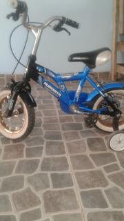 Bicicleta Aurora Rodado 10 De 3 A 6 Años De Edad Exelente