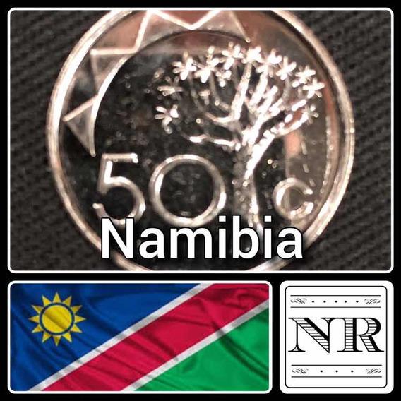 Namibia - 50 Cents 2010 - Km # 3 - Arbol