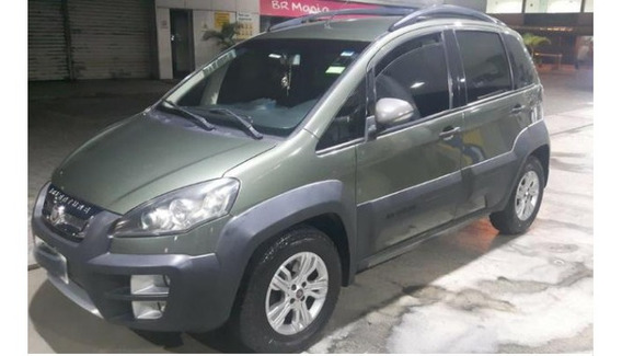 Fiat Idea Adventure Com Gnv