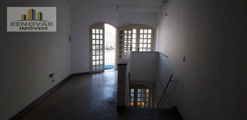 Imagem 1 de 11 de Sala Para Alugar, 150 M² Por R$ 1.900,00/mês - Centro - Mogi Das Cruzes/sp - Sa0190