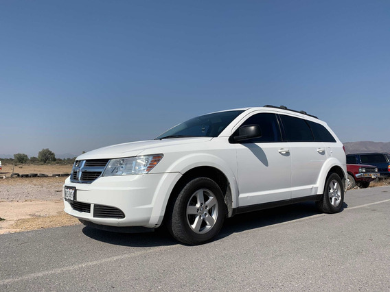 Dodge Journey 2.4 Sxt 5 Pasj At 2009