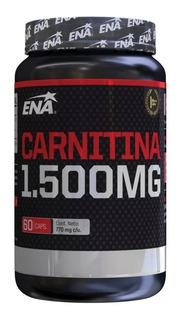 Carnitina Pro Burn Ena 60 Caps Quemador De Grasa Olivos