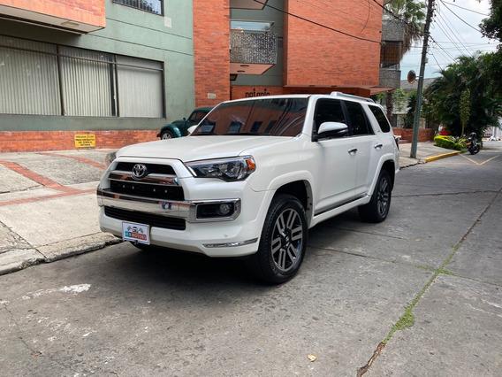Toyota 4runner Limited 2017 Blindaje Iii