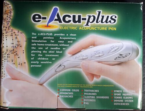 E-acu-plus Electro Estimulador / Electro Acupuntor